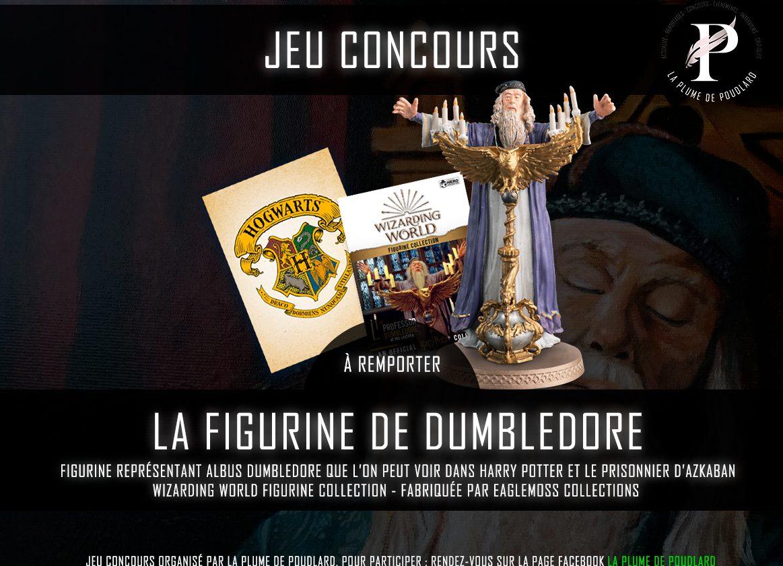 Remportez la figurine d'Albus Dumbledore