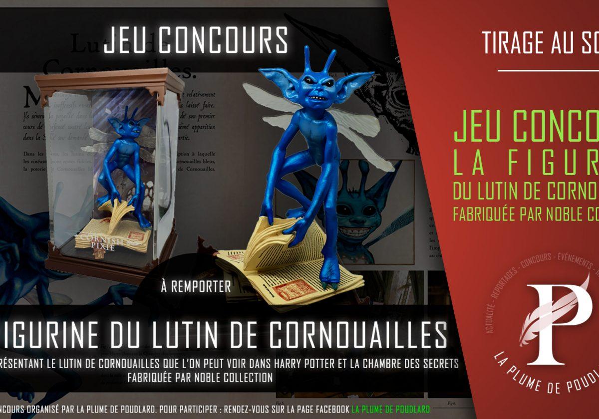 Résultat du jeu concours : Remportez la figurine du Lutin de Cornouailles