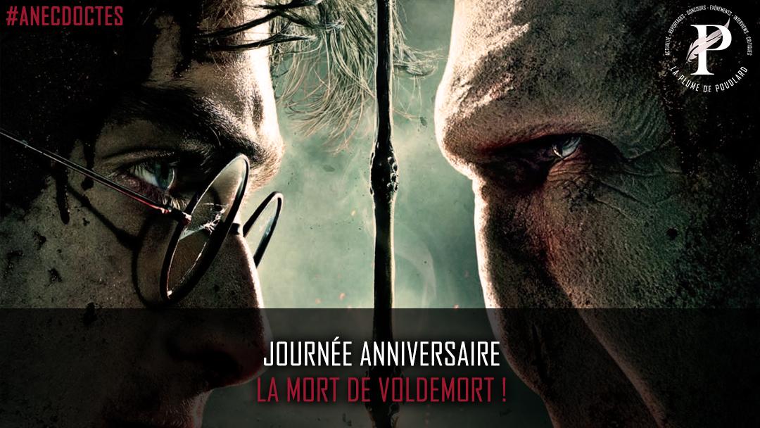 Journée anniversaire: La mort de Voldemort !