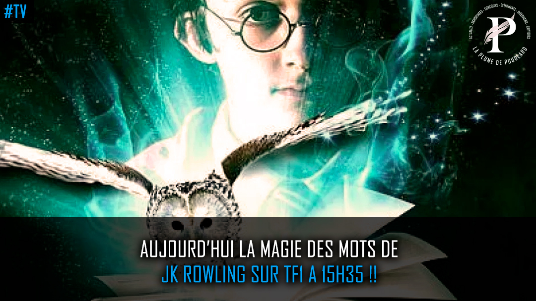 La magie des mots, un téléfilm sur JK Rowling