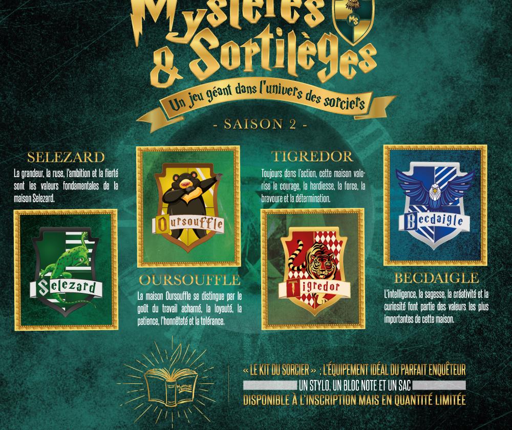 Mystères & sortilèges saison 2 - Metz