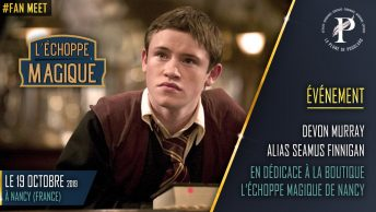 Devon Murray alias Seamus Finnigan