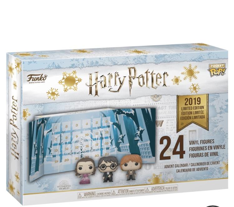 Calendrier De Lavent Harry Potter 2021 Quel calendrier de l'Avent Harry Potter choisir ? Le récap est ici
