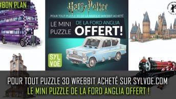 ford anglia puzzle