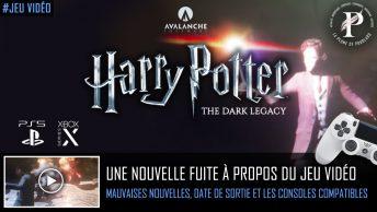 Hogwarts the dark legacy - Harry Potter