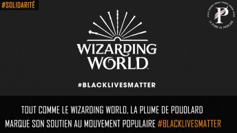 wizarding world - #blacklivesmatter