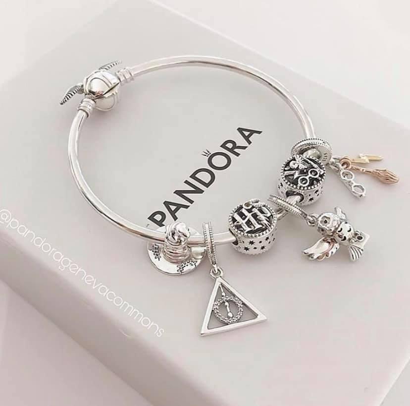 La nouvelle collection de bijoux Pandora Harry Potter dès le 16 ...