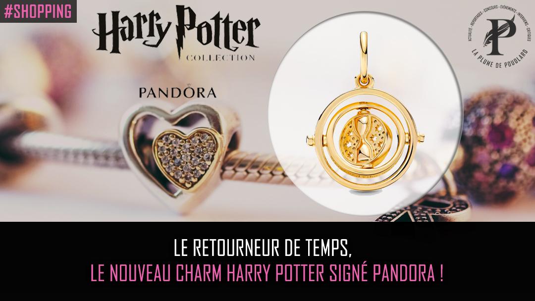 Le Retourneur de Temps, le nouveau charm Harry Potter signé ...