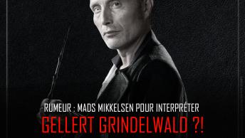 Mads Mikkelsen aka Gellert Grindelwald