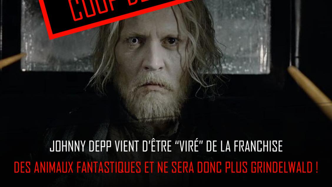Johnny Depp - Grindelwald